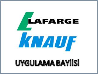 Lafarge ve Knauf Bodrum Uygulama